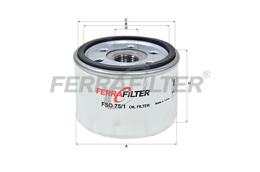 Filter Filtre Filtro Öl oil SF-Filter Schupp SP5162